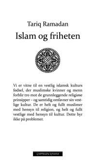 Islam og friheten