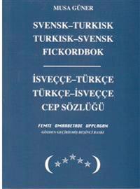 Svensk-turkisk, turkisk-svensk fickordbok