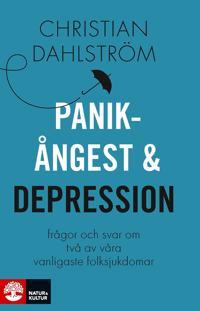 Panikångest och depression : frågor och svar om två av våra vanligaste folksjukdomar
