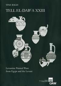 Tell El-Dab`a XXIII: Levantine Painted Ware from Egypt and the Levant