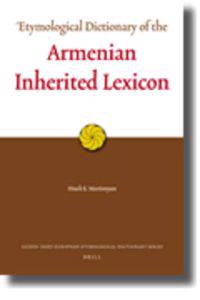 Etymological Dictionary of the Armenian Inherited Lexicon