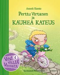 Perttu Virtanen ja kauhea kateus