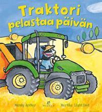 Traktori pelastaa päivän