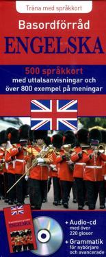 Träna med språkkort Basförråd Engelska
