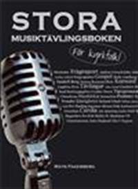 Stora Musiktävlingsboken för kyrkfolk - Mats Fagerberg pdf epub