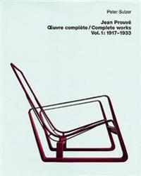Jean Prouve - xuvre complete / Complete Works