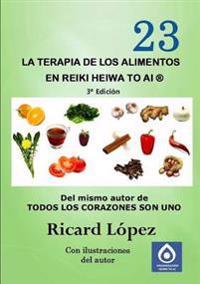 La terapia de los alimentos en Reiki Heiwa to Ai (R)