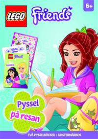 LEGO Friends : pyssel på resan