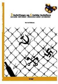 3 fortellinger og 4 frekke forfattere - Hans-Ivar Kristiansen | Ridgeroadrun.org