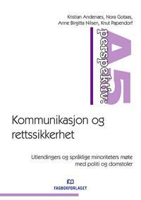 Kommunikasjon og rettssikkerhet