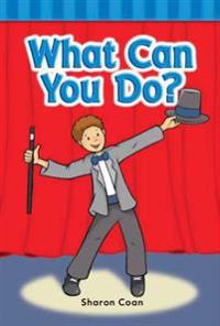 What Can You Do? (Short Vowel Rimes)