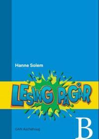 Lesing pågår B - Hanne Solem | Ridgeroadrun.org
