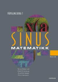 Sinus; påbyggingsboka T - Tore Oldervoll, Odd Orskaug, Audhild Vaaje, Finn Hanisch | Inprintwriters.org