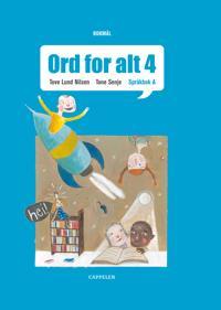 Ord for alt ny utgave 4 - Tove Lund Nilsen, Tone Senje | Ridgeroadrun.org