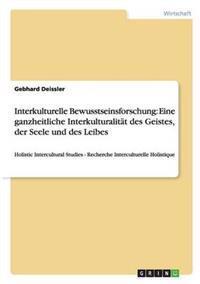 Interkulturelle Bewusstseinsforschung