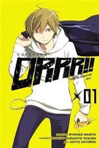 Durarara!! Yellow Scarves Arc 1