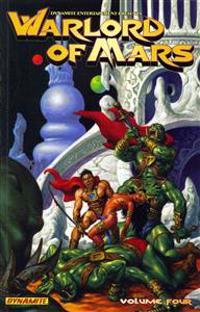 Warlord of Mars 4