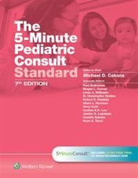 The 5-Minute Pediatric Consult Standard Edition