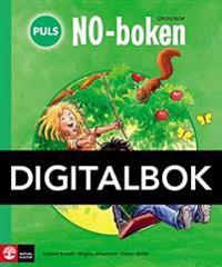 PULS NO-boken 1-3 Grundbok Digital, tredje upplagan