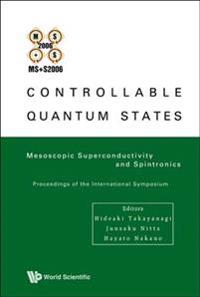 Controllable Quantum States