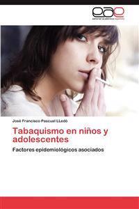 Tabaquismo En Ninos y Adolescentes