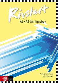 Rivstart A1+A2 Övningsbok, 2:a uppl