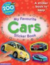 My Favourite Cars Sticker Book: A Sticker Book to Keep