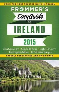 Frommer's 2015 EasyGuide to Ireland