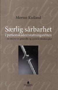 Særlig sårbarhet i personskadeerstatningsretten - Morten Kjelland | Inprintwriters.org