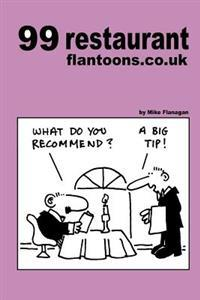 99 Restaurant Flantoons.Co.UK: 99 Great and Funny Cartoons about Dining Out