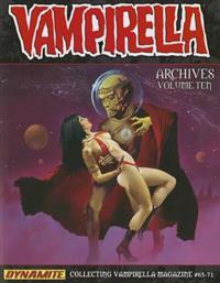 Vampirella Archives 10