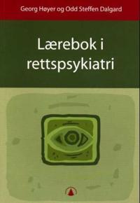 Lærebok i rettspsykiatri