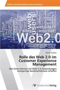 Rolle Des Web 2.0 Im Customer Experience Management