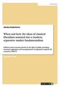 When and How the Ideas of Classical Liberalism Mutated Into a Modern, Repressive Market Fundamentalism