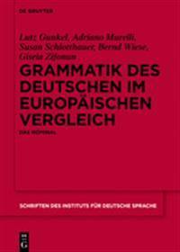 Grammatik Des Deutschen Im Europäischen Vergleich: Das Nominal
