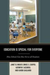 Education is Special for Everyone