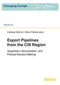 Export Pipelines from the CIS Region