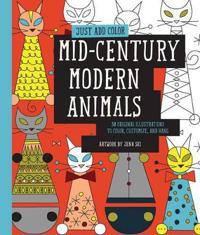 Mid-Century Modern Animals