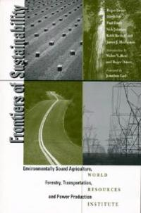 Frontiers of Sustainability