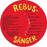 Rebussånger CD