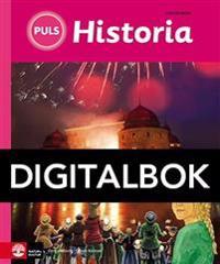 PULS Historia 4-6 Grundbok Interaktiv, tredje upplagan