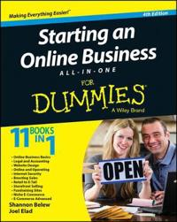 Starting an Online Business All-in-One For Dummies, 4th Edition