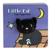 Little Cat : Finger Puppet Book