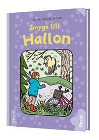 Smyga till Hallon (bok + CD)