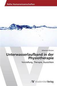 Unterwasserlaufband in Der Physiotherapie