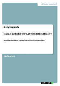 Sozialokonomische Gesellschaftsformation