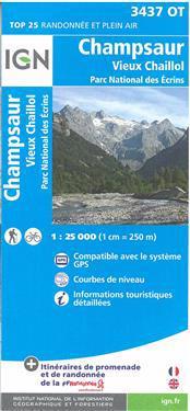 Champsaur / Vieux Chaillol / PNR des Ecrins