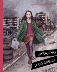 Sarajevo 1000 dagar : jag, Alma