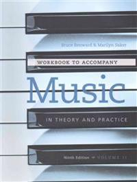 Music in Theory and Practice, Volume 2