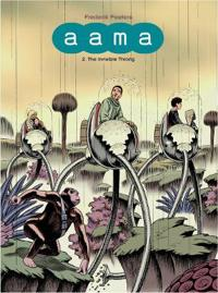 Aama: 2. the Invisible Throng